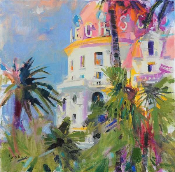 Peter Graham, Jardin Massena, Nice
