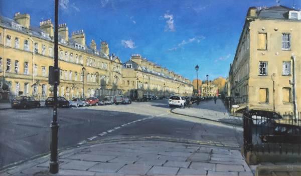 Ben Hughes, Great Pulteney Street