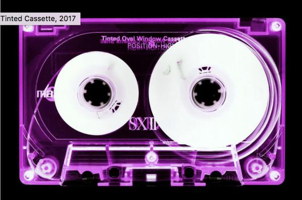 Heidler & Heeps, Pink Tinted Cassette