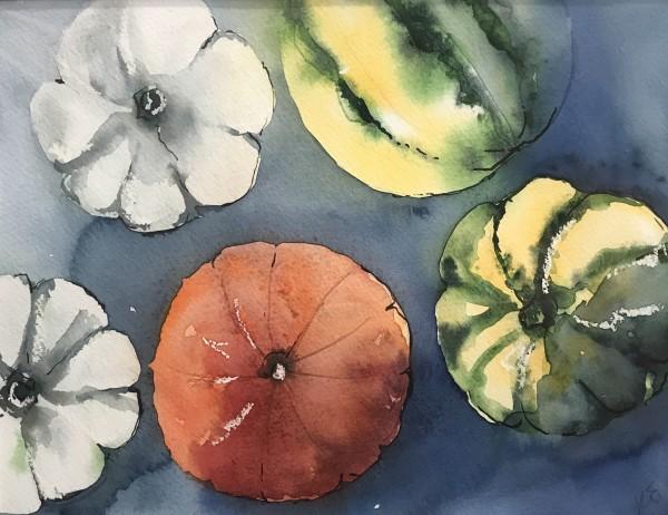 Kerry Edwards, Pumpkin and Gourds