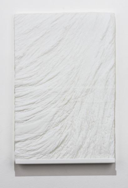 Heidi Schwegler, Muffles (03, white), 2017