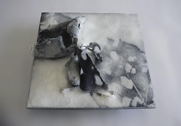 Tomoko Abe, Beneath the snow, 2018
