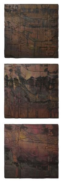 Richard Parrish, Erosion, 2015