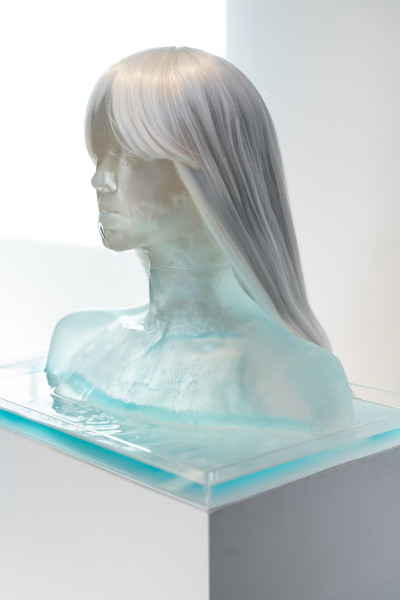 Emily Endo, Water Baby (Fountain), 2019