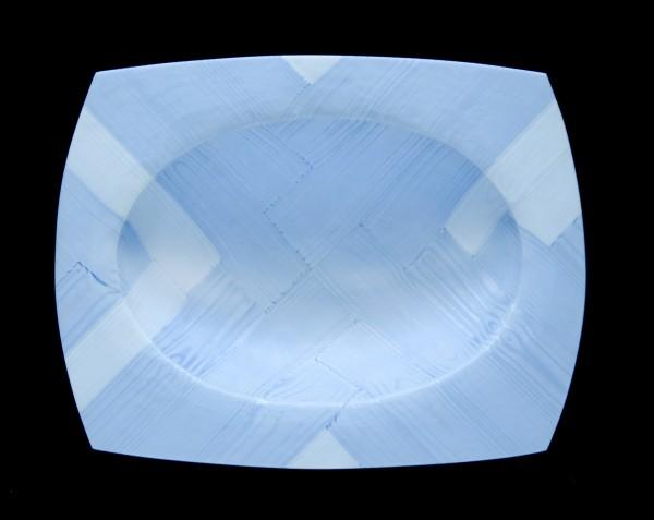 Klaus Moje, Reminiscence (Blue), 1995