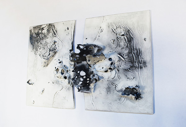 Tomoko Abe, Trans White, 2018