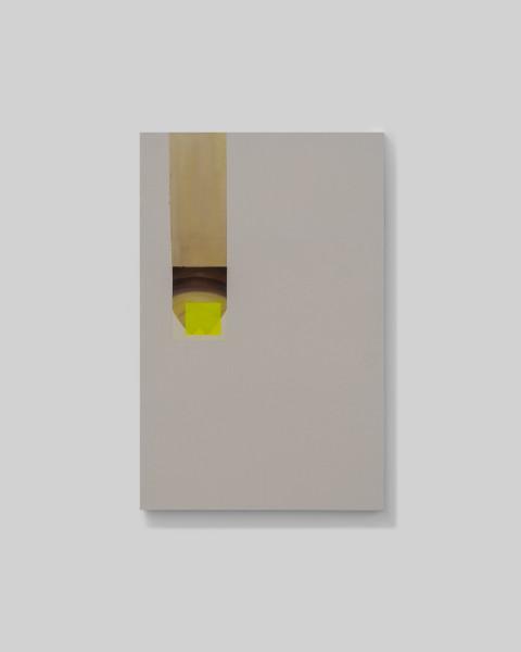 Sarah Almehairi Firefly, 2019 Acrylic on canvas 140 x 90 cm 55 1/8 x 35 3/8 in