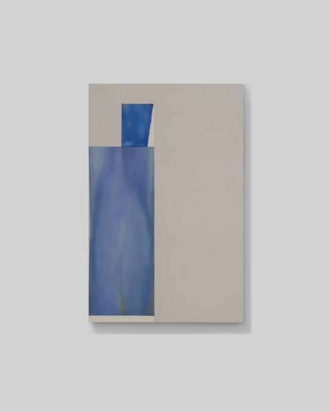 Sarah Almehairi Denim, 2019 Acrylic on canvas 140 x 90 cm 55 1/8 x 35 3/8 in
