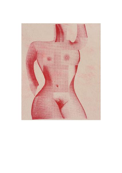 Alba Hodsoll, Ideal Woman V, 2018