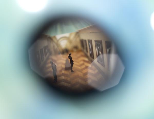 Kenji Sugiyama, The Third Eye, 2016