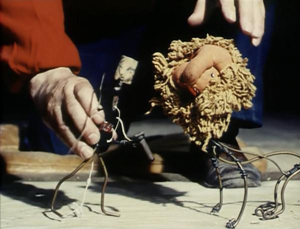 Alexander Calder, Le Cirque Calder (Vilardebó), 1961