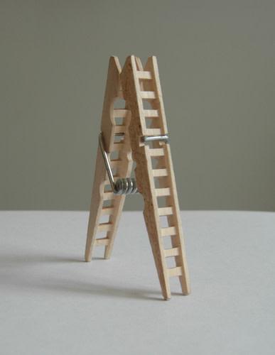 Akiko & Masako Takada, A Ladder, 2007