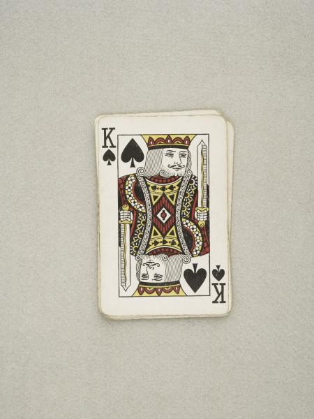 Casper Sejersen, The Golden Ratio (King of Spades: Thirteen) , 2019