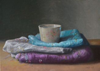 Jef Diels, Silk