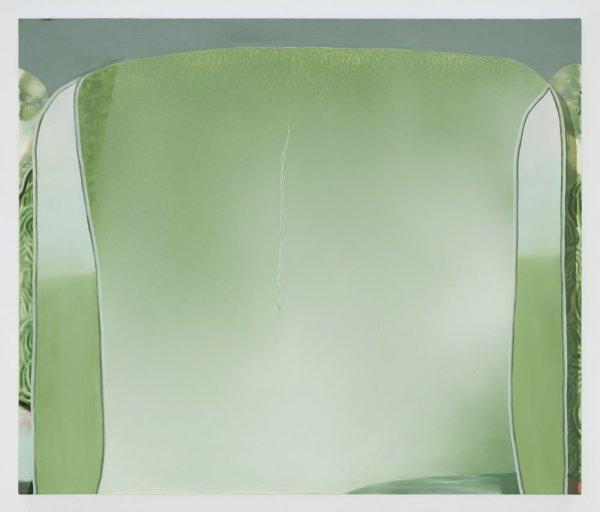 Amie LeGette, Green Being, 2017