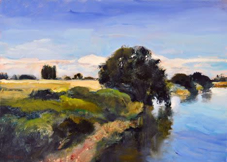 Kevin Kadar, Bank of River in Idaho, 2011