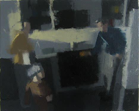 Benny Fountain, Composition #6, 2015
