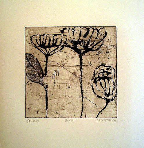 Ritsuko Ozeki, Flowers, 2005