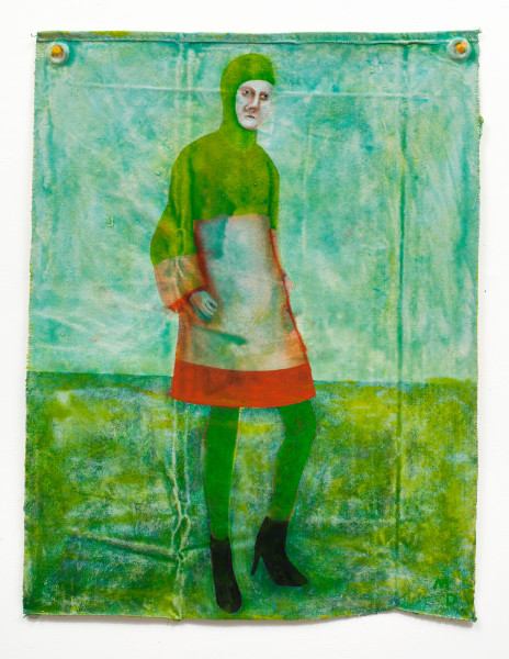 Matthew Dennison, Ruth Coat, 2016