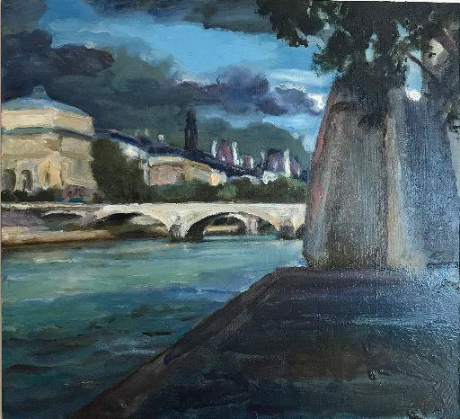 Kevin Kadar, La Vue du Pont, 2004