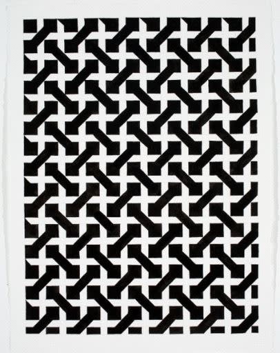 Barry Pelzner, Lattice II, 2016