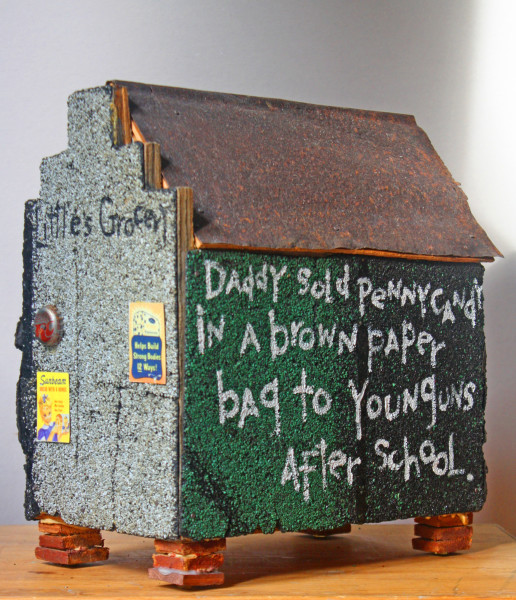 Willie Little, Penny Candy, 2003
