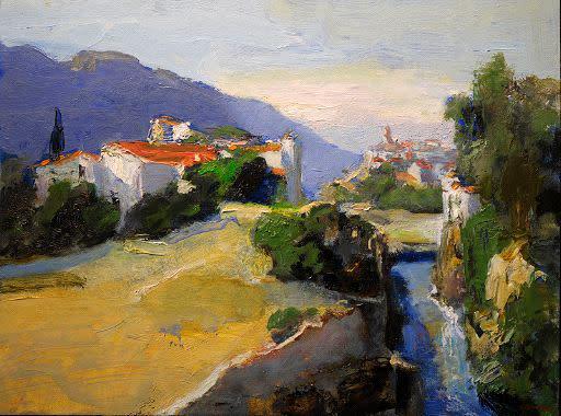 Kevin Kadar, Iberian Village, 2010