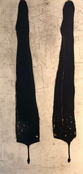 Ritsuko Ozeki, Slough - Garter Stockings, 1999