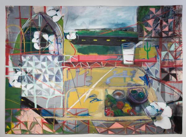 Micah Hearn, Kitchen Quilt, 2014-15