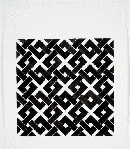 Barry Pelzner, Lattice IV, 2016