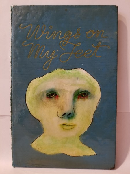Matthew Dennison, Wings on my Feet, 2017