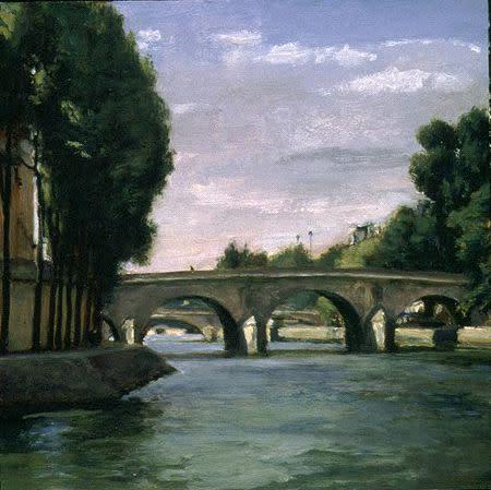 Kevin Kadar, Le Pont Marie, 2003