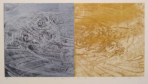 Takahiko Hayashi, The Days Being Woven by the Winds - Light and Shade, 2003
