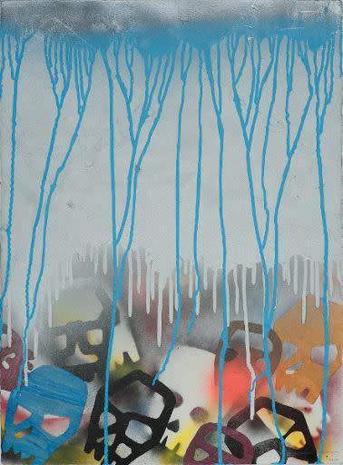 Joe Feddersen, Deluge, 2014