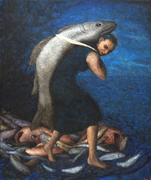 Katherine Ace, Fish, 2013