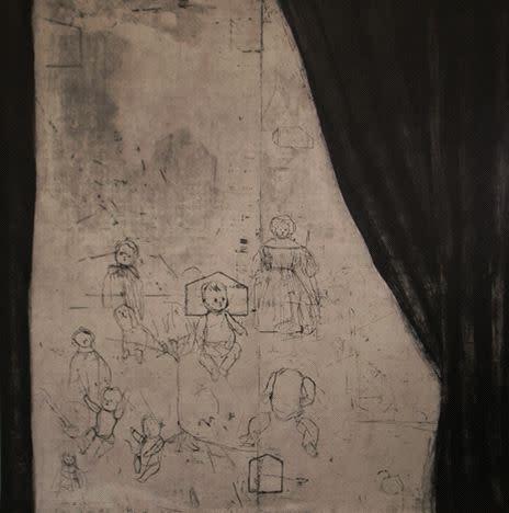 Ritsuko Ozeki, Curtain, 2013