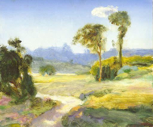 Kevin Kadar, Iberian Landscape III, 2009