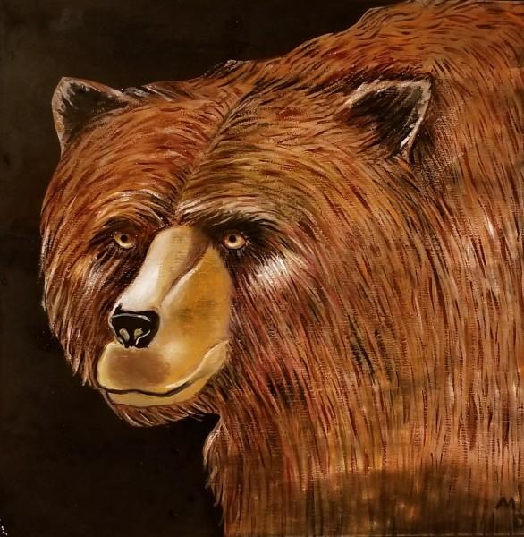 Matthew Dennison, Atlas Bear, 2019