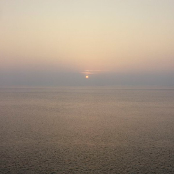 Garry Fabian Miller, Sections of England: The Sea Horizon - No 38, 1976-7