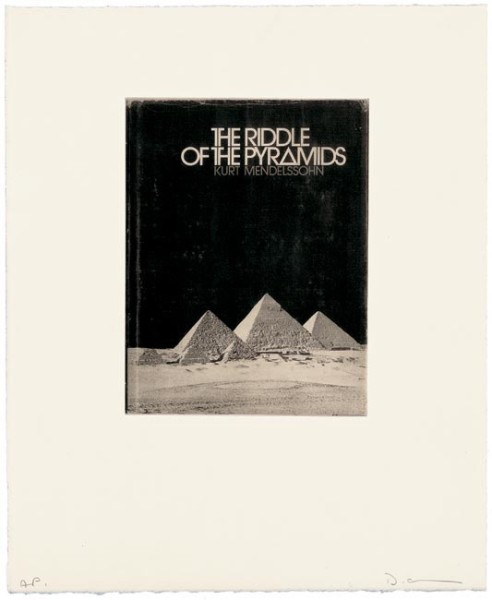 David Austen, Riddle of the pyramids, 2006