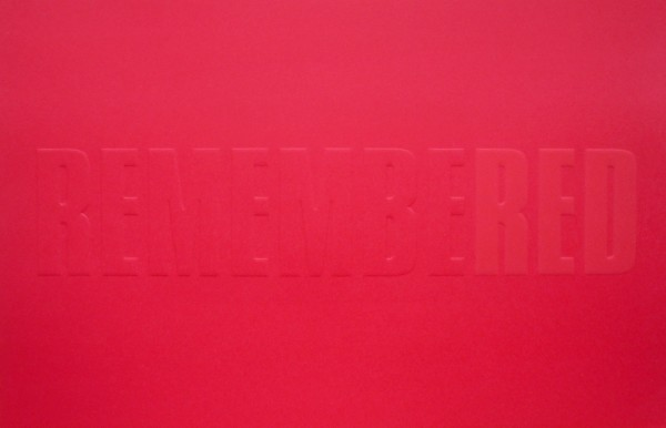 Memory of Red