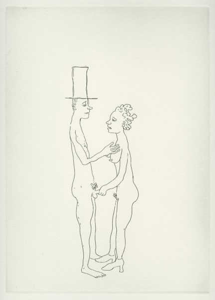 David Austen, The Couple, 2009