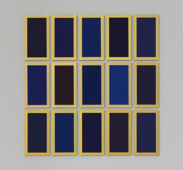 Winston Roeth, Almost Blue, 2016