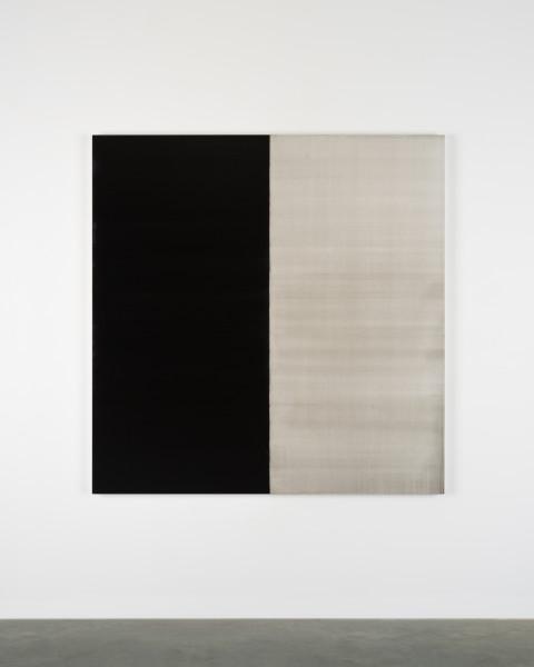 Callum Innes, Untitled Lamp Black, 2018