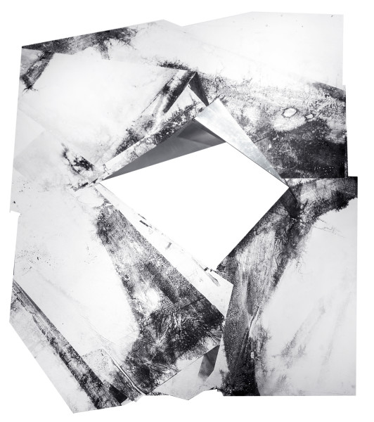 Zheng Chongbin 郑重宾, Untitled No. 1 无题1号, 2018