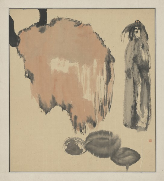 Li Jin 李津, The Tibet Series II 西藏组画之二, 1984