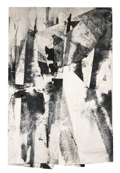 Zheng Chongbin 郑重宾, Untitled No. 6 无题6号, 2018