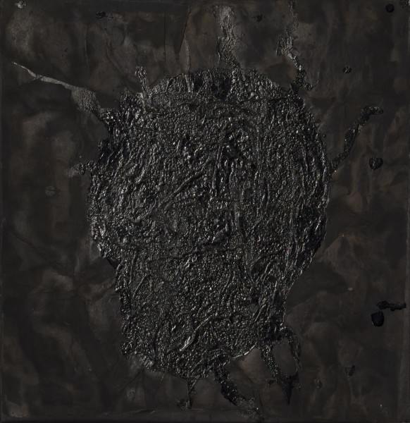 Yang Jiechang 杨诘苍, Self-Portrait 自画像, 1990-1995