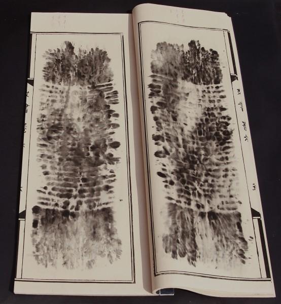 Tao Aimin 陶艾民, The Secret Language of Women No. 6 女书 第六卷, 2008