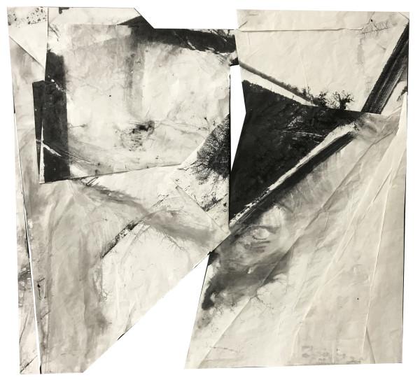 Zheng Chongbin 郑重宾, Untitled No. 2 无题2号, 2018